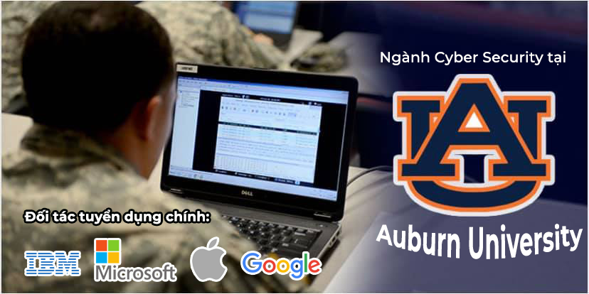 cyber security auburn university